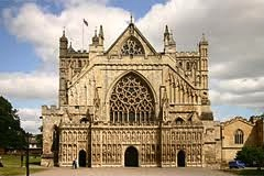 Friday 7 June – The Treasures of Exeter Cathedral