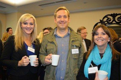 Andrea Phillips, Florian Zumfelde and Margaret Rendle