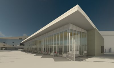 New Exeter Bus Station